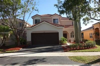 1058 Bluewood Ter, Weston, FL 33327 - MLS#: A10388283