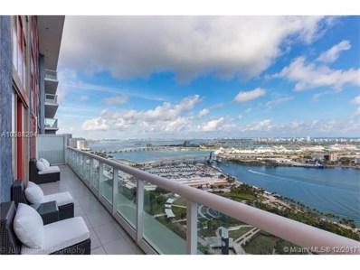 50 Biscayne Blvd UNIT 3806, Miami, FL 33132 - MLS#: A10388294