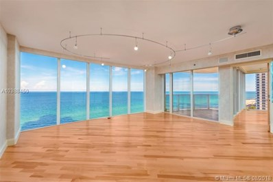 18911 Collins Ave UNIT 1401, Sunny Isles Beach, FL 33160 - MLS#: A10388450