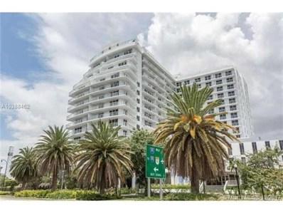 4250 Biscayne Blvd UNIT 1103, Miami, FL 33137 - MLS#: A10388462