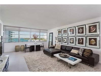 20 Island Ave UNIT 907, Miami Beach, FL 33139 - MLS#: A10388750