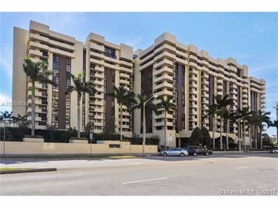 600 Biltmore Way UNIT 713, Coral Gables, FL 33134 - MLS#: A10388830