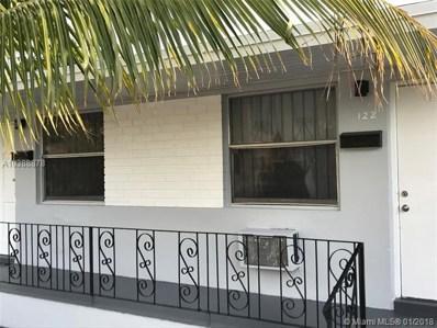 122 NW 64, Miami, FL 33150 - MLS#: A10388878