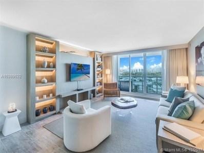 102 24th St UNIT 1231, Miami Beach, FL 33139 - MLS#: A10389032