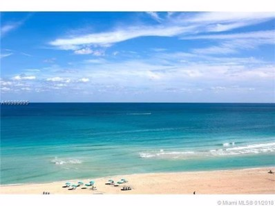 5701 Collins Ave UNIT 1008, Miami Beach, FL 33140 - MLS#: A10389035