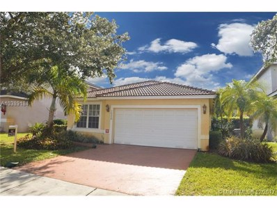 16358 NW 19th St, Pembroke Pines, FL 33028 - MLS#: A10389184