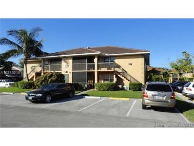 10493 NW 7th St UNIT 204, Pembroke Pines, FL 33026 - MLS#: A10389218
