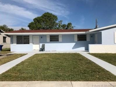 1321 NE 118th St, Miami, FL 33161 - MLS#: A10389255