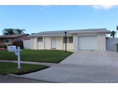 315 SE 4th Terrace, Dania Beach, FL 33004 - MLS#: A10389268