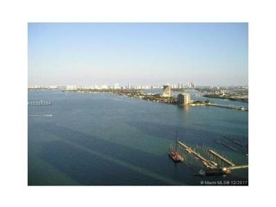 1800 N Bayshore Dr UNIT 1607, Miami, FL 33132 - MLS#: A10389384