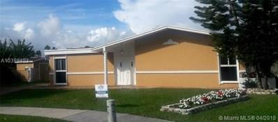 18610 SW 94th Ct, Cutler Bay, FL 33157 - MLS#: A10389403