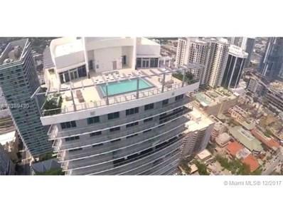 1100 S Miami Ave UNIT 4206, Miami, FL 33130 - MLS#: A10389430