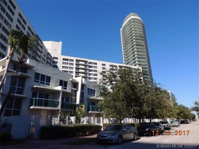 1500 Bay Rd UNIT 130S, Miami Beach, FL 33139 - MLS#: A10389558