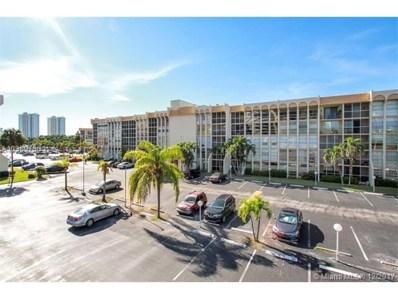 701 Three Islands Blvd UNIT 303, Hallandale, FL 33009 - MLS#: A10389736