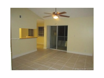 5654 Rock Island Rd UNIT 231, Tamarac, FL 33319 - MLS#: A10389799