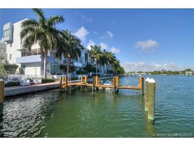 193 N Shore Dr UNIT 193-5, Miami Beach, FL 33141 - MLS#: A10389979