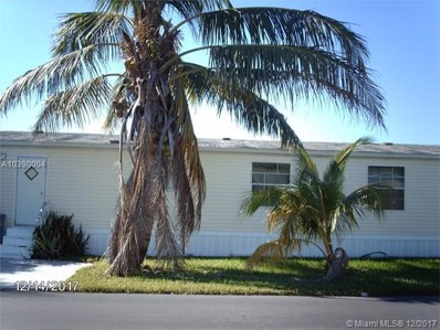35250 SW 177 Ct # 219, Homestead, FL 33034 - MLS#: A10390004