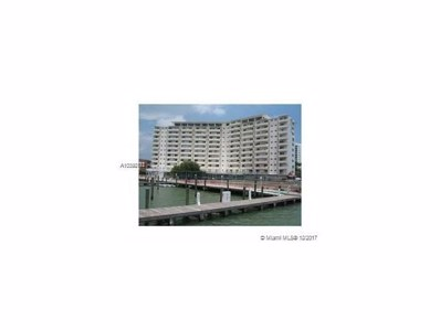 7904 West Dr UNIT 810, North Bay Village, FL 33141 - MLS#: A10390112
