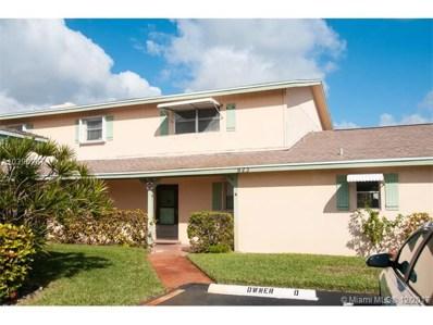 923 SE 10th St UNIT 3B, Deerfield Beach, FL 33441 - MLS#: A10390267