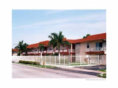 291 NW 177th St UNIT C-203, Miami Gardens, FL 33169 - MLS#: A10390315