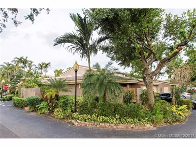 211 Bonnie Brae Way UNIT 30, Hollywood, FL 33021 - MLS#: A10390319