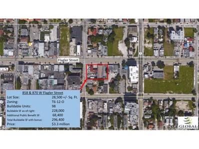 870 W Flagler St, Miami, FL 33130 - MLS#: A10390345
