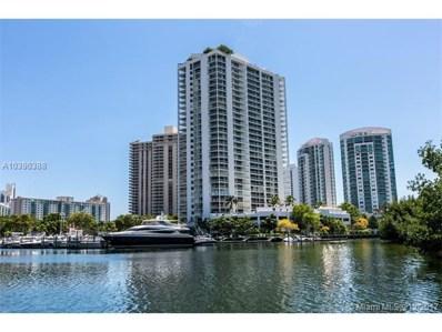 19601 E Country Club Dr UNIT 7108, Aventura, FL 33180 - MLS#: A10390388