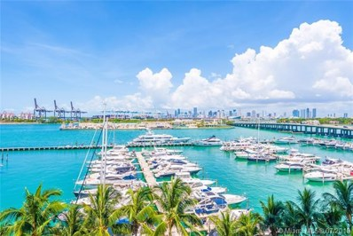 400 Alton Rd UNIT 703, Miami Beach, FL 33139 - MLS#: A10390403
