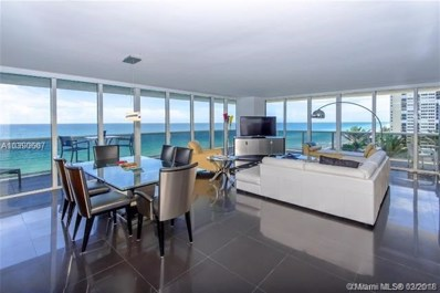 1830 S Ocean Dr UNIT 1002, Hallandale, FL 33009 - MLS#: A10390607