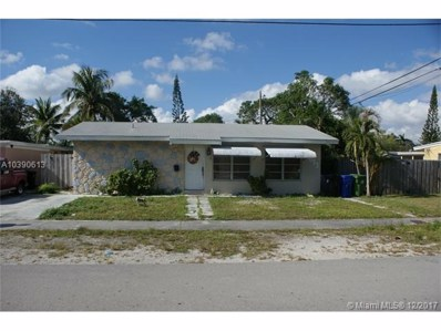 1033 SW 18th Ave, Fort Lauderdale, FL 33312 - MLS#: A10390613