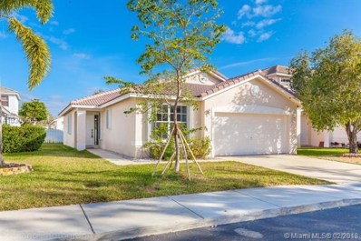 16263 NW 19th St, Pembroke Pines, FL 33028 - MLS#: A10390665
