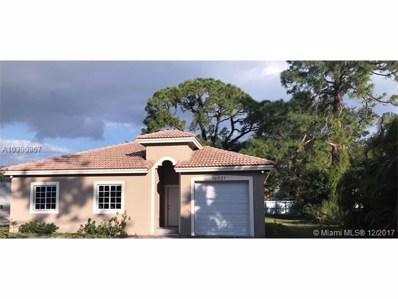 16021 NW 38th Ct, Miami Gardens, FL 33054 - MLS#: A10390967