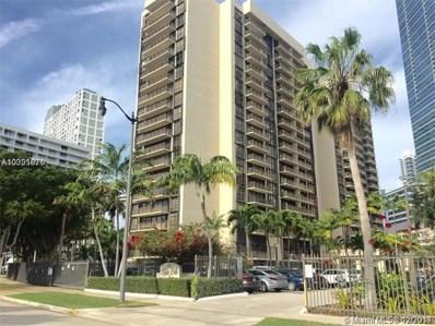1450 Brickell Bay Drive UNIT 1006, Miami, FL 33131 - MLS#: A10391070