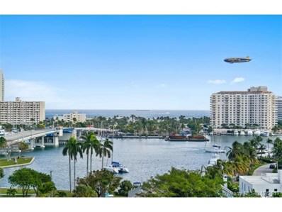 340 Sunset Dr UNIT 1010, Fort Lauderdale, FL 33301 - MLS#: A10391085
