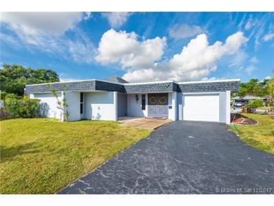 4411 Queen Palm Ln, Tamarac, FL 33319 - MLS#: A10391095