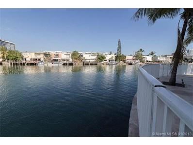 7207 Bay Dr UNIT 19, Miami Beach, FL 33141 - MLS#: A10391097