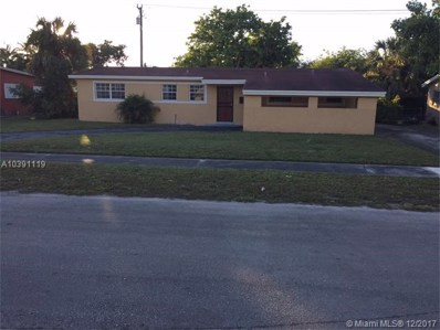 18502 NW 23rd Ct, Miami Gardens, FL 33056 - MLS#: A10391119