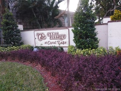 1650 S Coral Ter UNIT 1650, North Lauderdale, FL 33068 - MLS#: A10391274