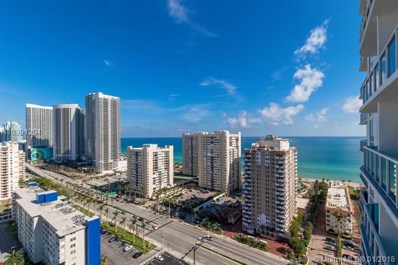 1945 S Ocean Dr UNIT 2109, Hallandale, FL 33009 - MLS#: A10391294