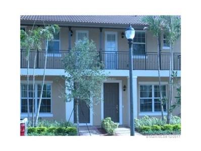 14717 SW 11TH Street UNIT 14717, Pembroke Pines, FL 33027 - MLS#: A10391345