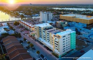 320 S Surf Rd UNIT 205, Hollywood, FL 33019 - MLS#: A10391603