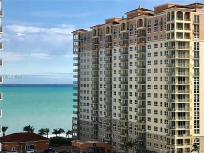 2049 S Ocean Dr. UNIT 1210E, Hallandale, FL 33009 - MLS#: A10391690