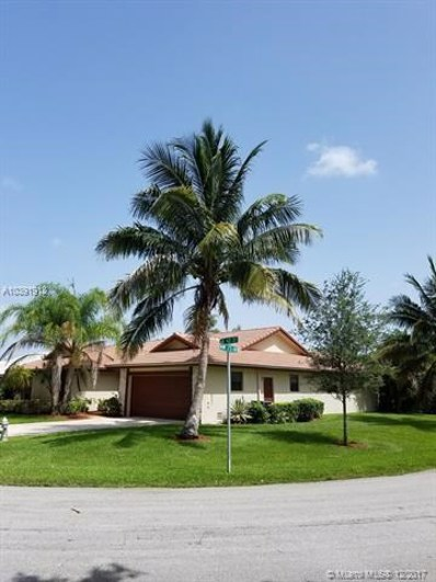 7208 NW 43rd St, Coral Springs, FL 33065 - MLS#: A10391912