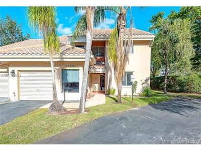 16330 Malibu Dr UNIT 15, Weston, FL 33326 - MLS#: A10391924