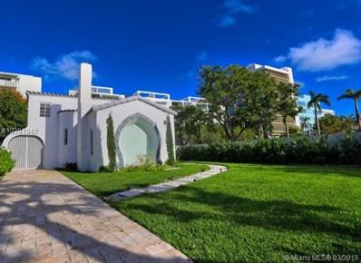 1729 Jefferson Ave, Miami Beach, FL 33139 - MLS#: A10391942