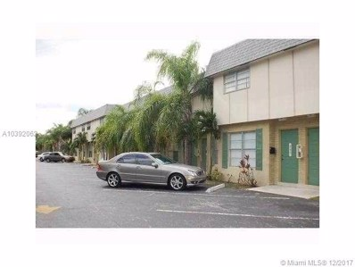 4715 NW 9th Dr UNIT 4715, Plantation, FL 33317 - MLS#: A10392062