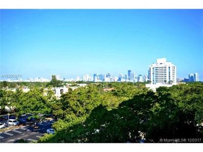 1650 Coral Way UNIT 710, Miami, FL 33145 - MLS#: A10392070