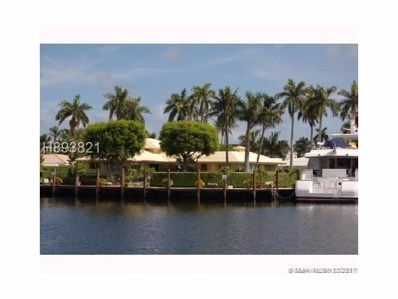 1 Nurmi Dr, Fort Lauderdale, FL 33301 - MLS#: A10392102
