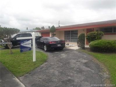 6531 NW 28th St, Sunrise, FL 33313 - MLS#: A10392131