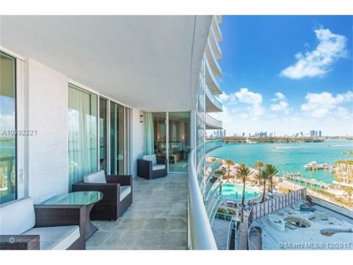 450 Alton Rd UNIT 1004, Miami Beach, FL 33139 - MLS#: A10392221